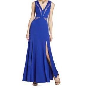 NWT BCBG Sophee Dress in Royal Blue
